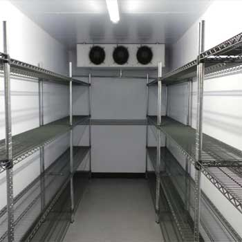 قفسه بندی انبار سردخانه
